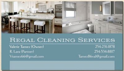 Avatar for Regal cleaning services