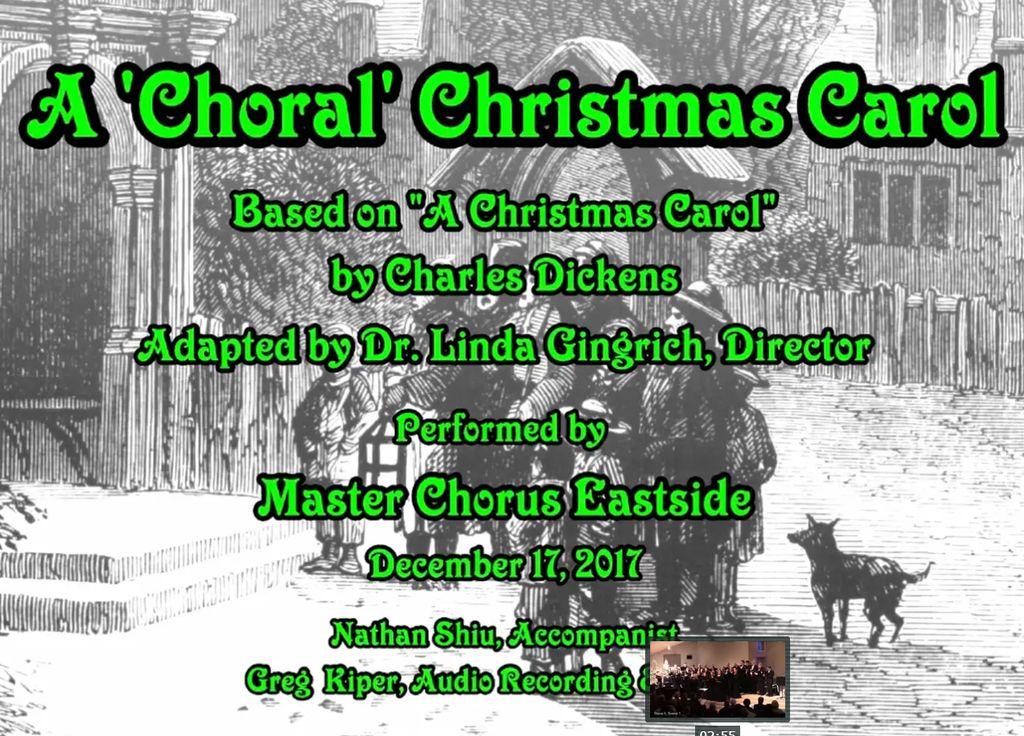 Choral Christmas Carol