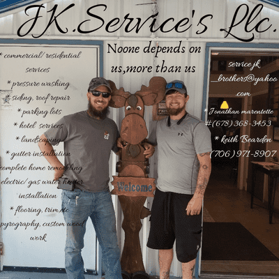 Avatar for JK.Service's LLC Chatsworth, GA Thumbtack