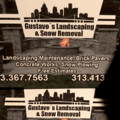 Avatar for Gustavo's landscaping, cement and patios Detroit, MI Thumbtack