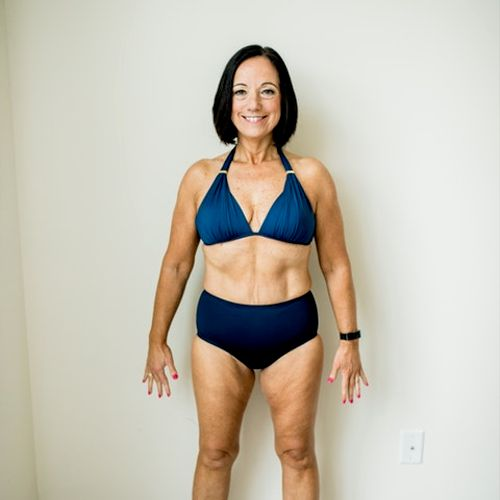Eileen, Age 55 (after pic)