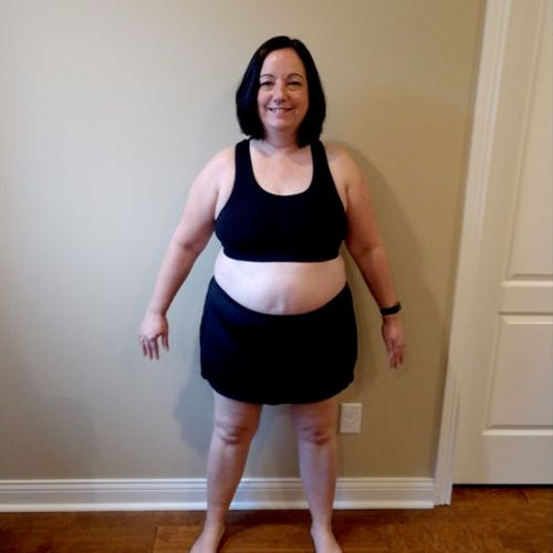 Eileen, Age 55 (before pic)