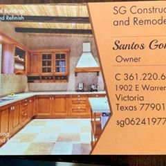 Avatar for SG construction general contractor Victoria, TX Thumbtack