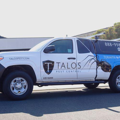 The Talos Fleet Truck