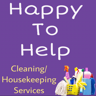 Avatar for Happy To Help Cleaning