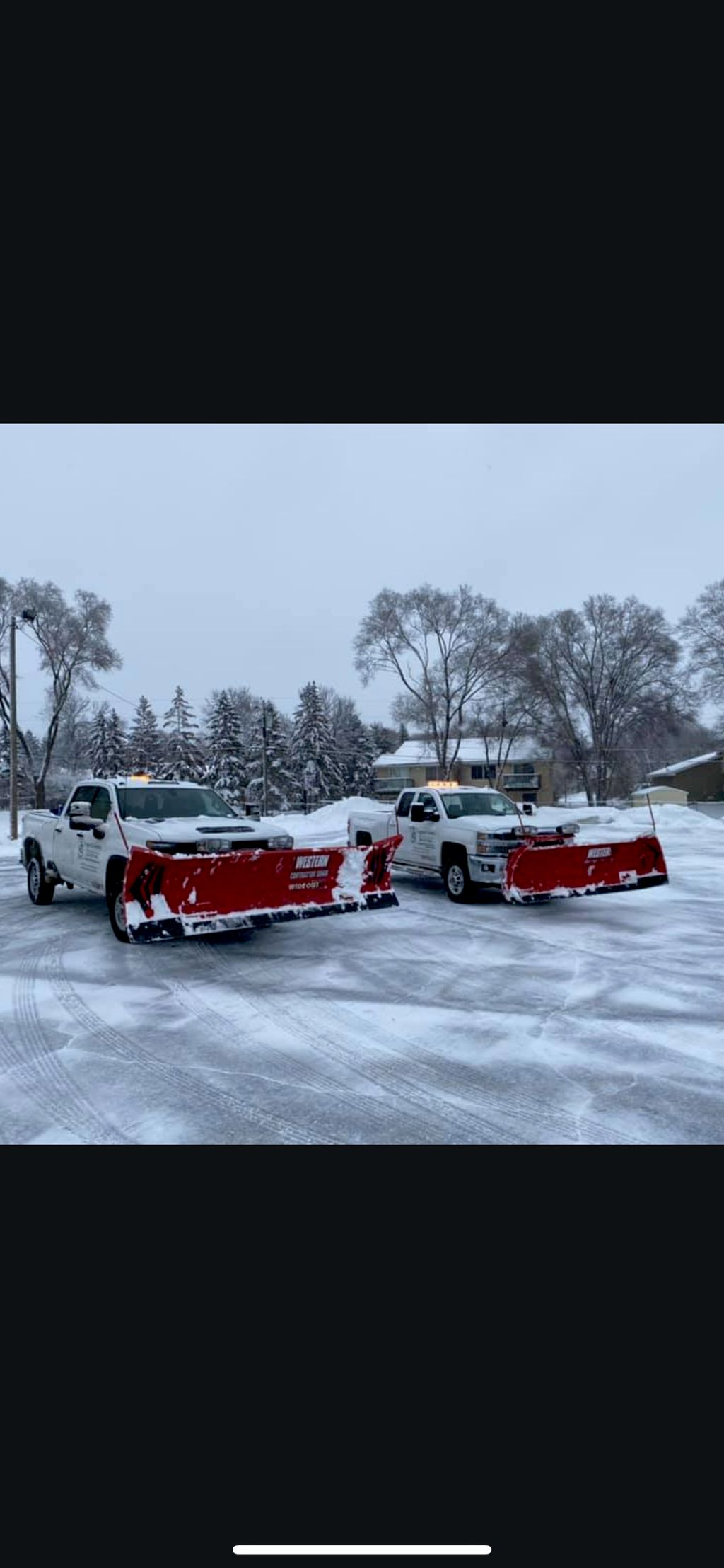 Snow Removal Coon Rapids Minnesota