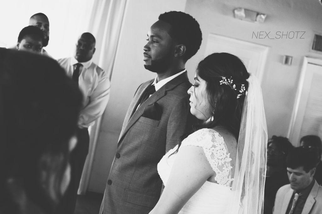 Vanessa and Eric's Wedding