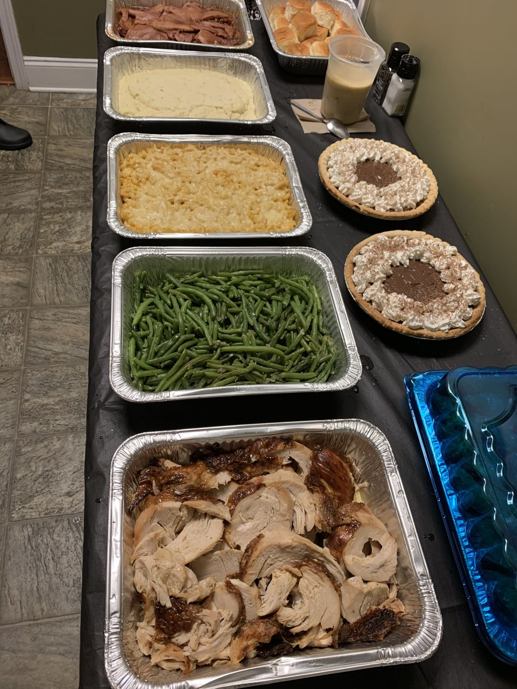 Office holiday Luncheon