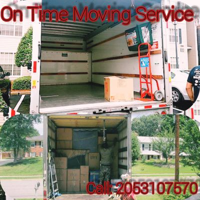 Avatar for On Time Moving & Cleaning Service Tuscaloosa, AL Thumbtack