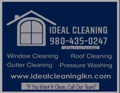 Avatar for Ideal Cleaning Mooresville, NC Thumbtack
