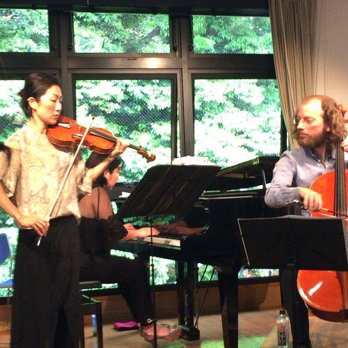 Izumi no Mori Concert Hall in Tokyo