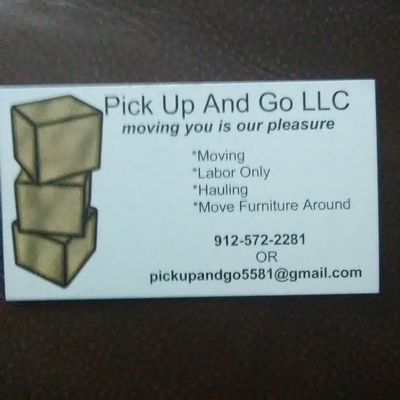 Avatar for Pick Up & Go LLC