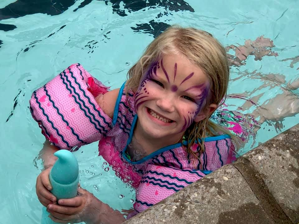 Waterproof Airbrush 2 hour minimum
