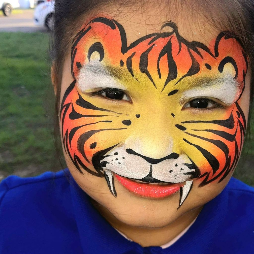 Crystal Clear Face Painting