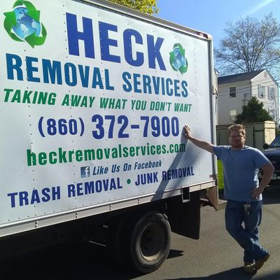 Avatar for Heck Removal Services Berlin, CT Thumbtack