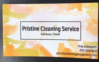 Avatar for Pristine Cleaning Service of North Florida Jacksonville, FL Thumbtack