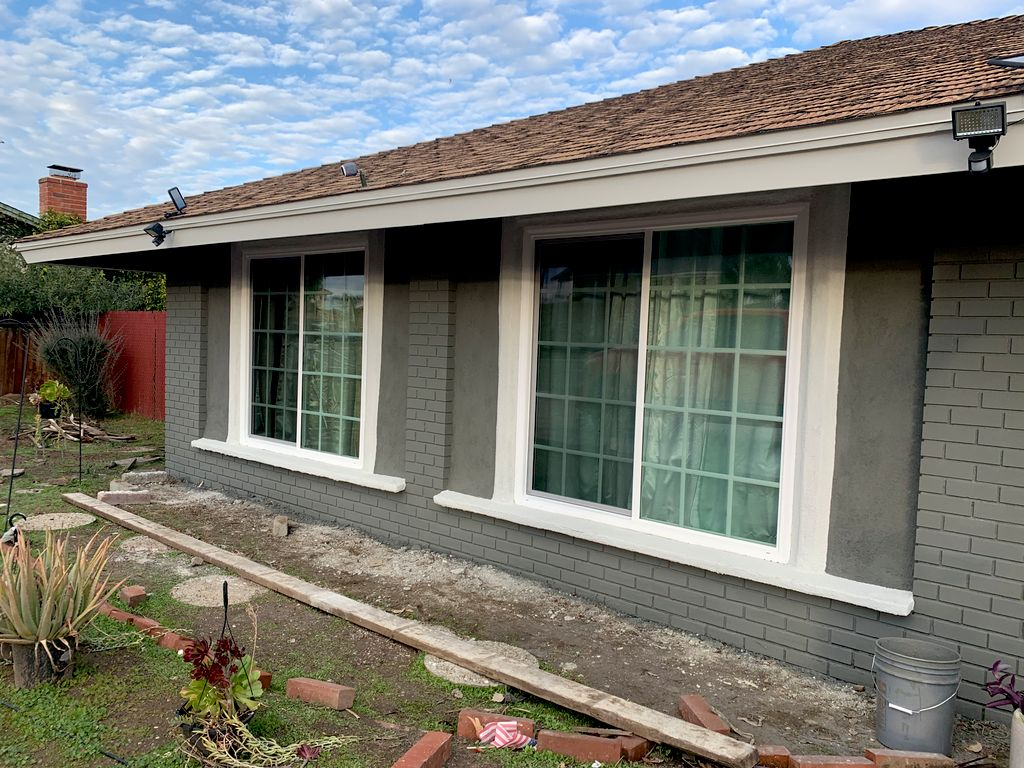 Exterior Painting and Windows upgrade