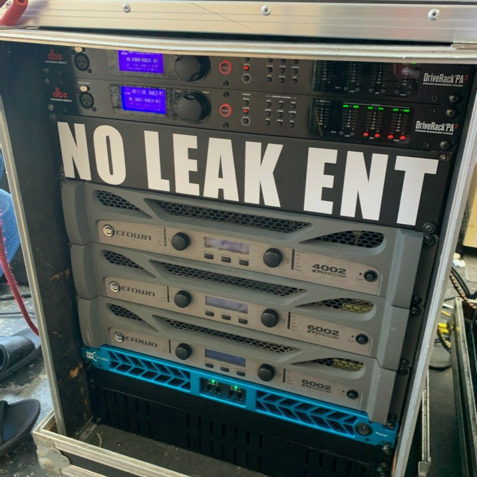 No leak audio