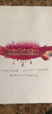 Avatar for DentonPaint.Com Sanger, TX Thumbtack