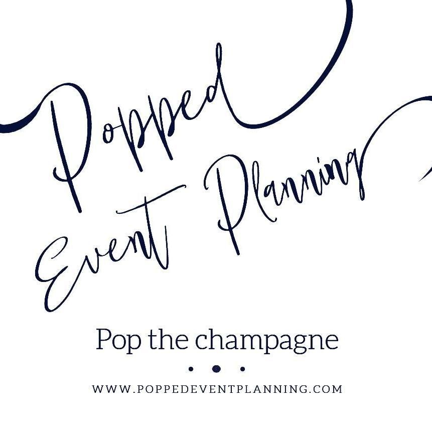 Popped Event Planning