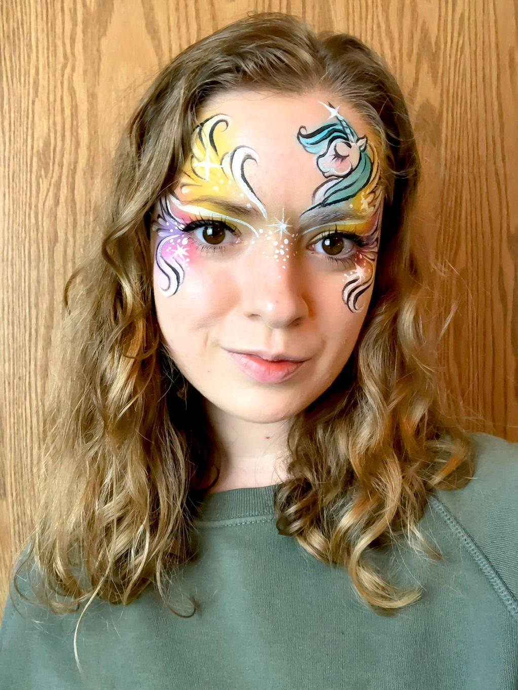 Face Painting by Amanda