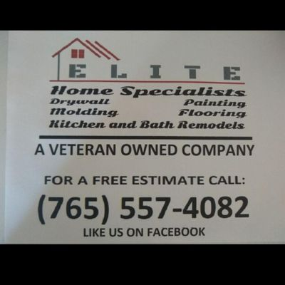 Avatar for Elite Home Specialists LLC Elwood, IN Thumbtack