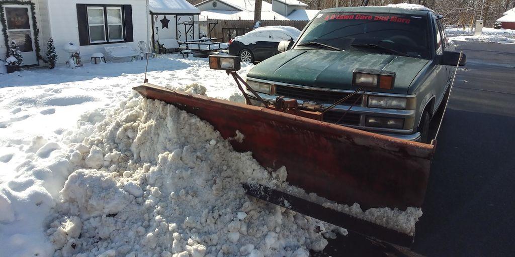 Driveway Plow