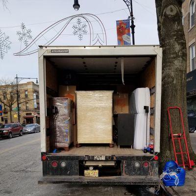 Avatar for The Golden Truck Moving Company Brooklyn, NY Thumbtack