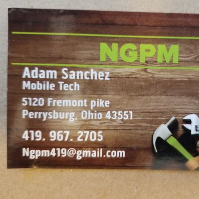 Avatar for Next Gen Property Mgt. LLC ngpm419@gmail Perrysburg, OH Thumbtack
