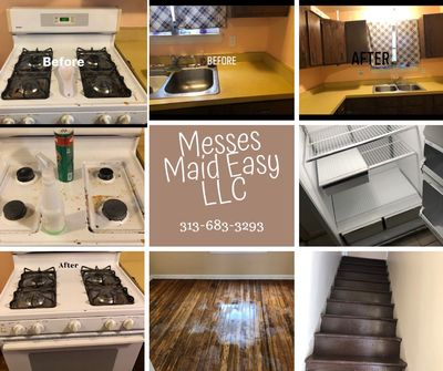Avatar for Messes Maid Easy Lincoln Park, MI Thumbtack