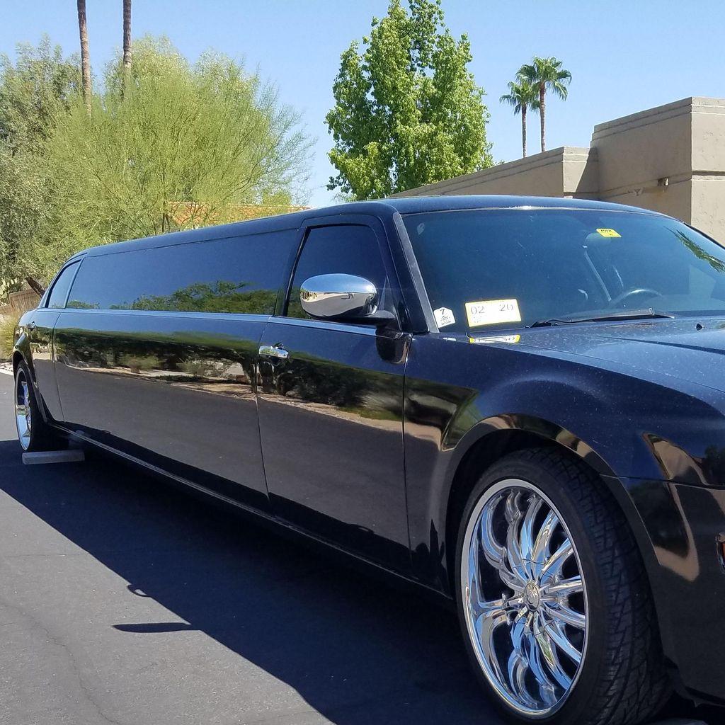 AZ Black Tie Limousine