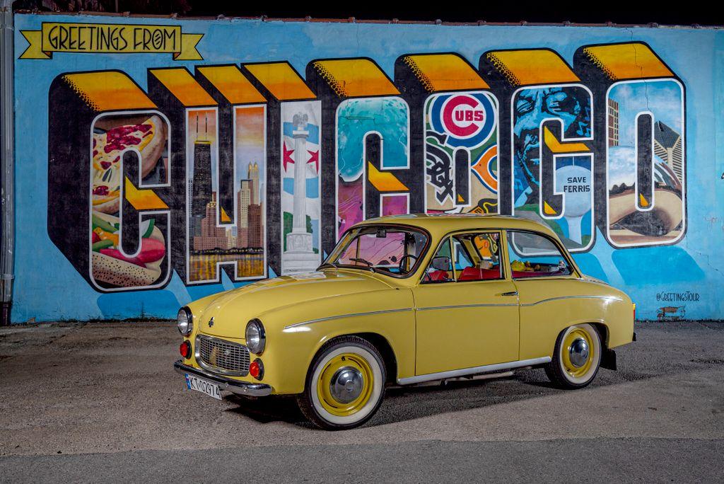 2020 Antique European Car Calendar