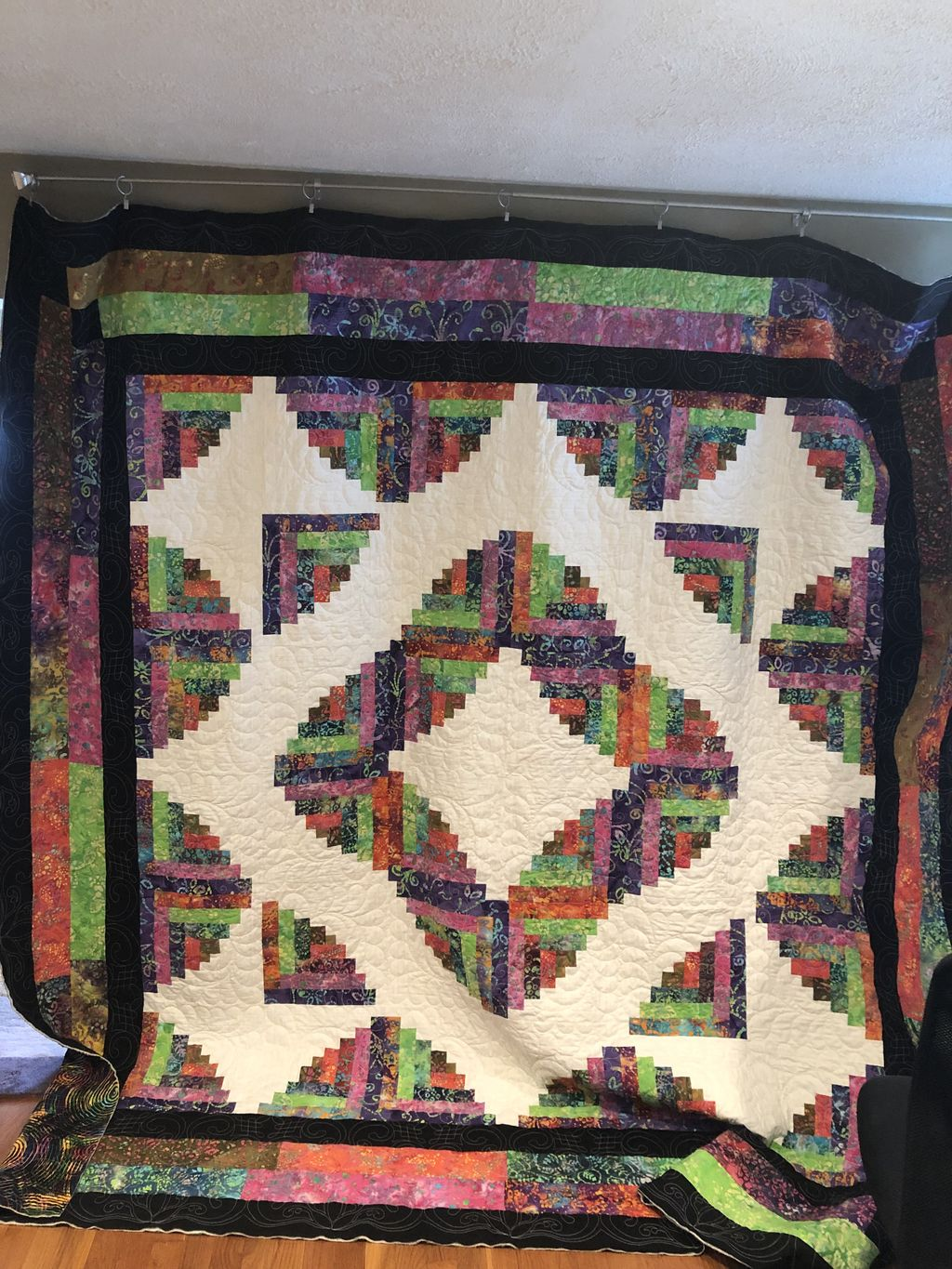 Long-arm Quilting - North Andover 2019