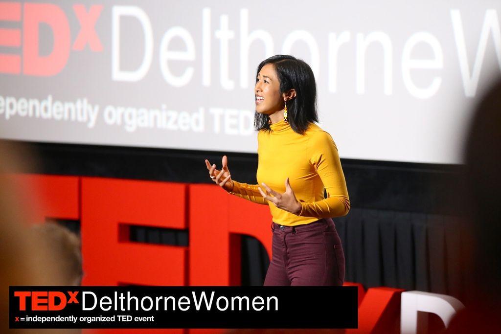 Tedx Delthorne Women