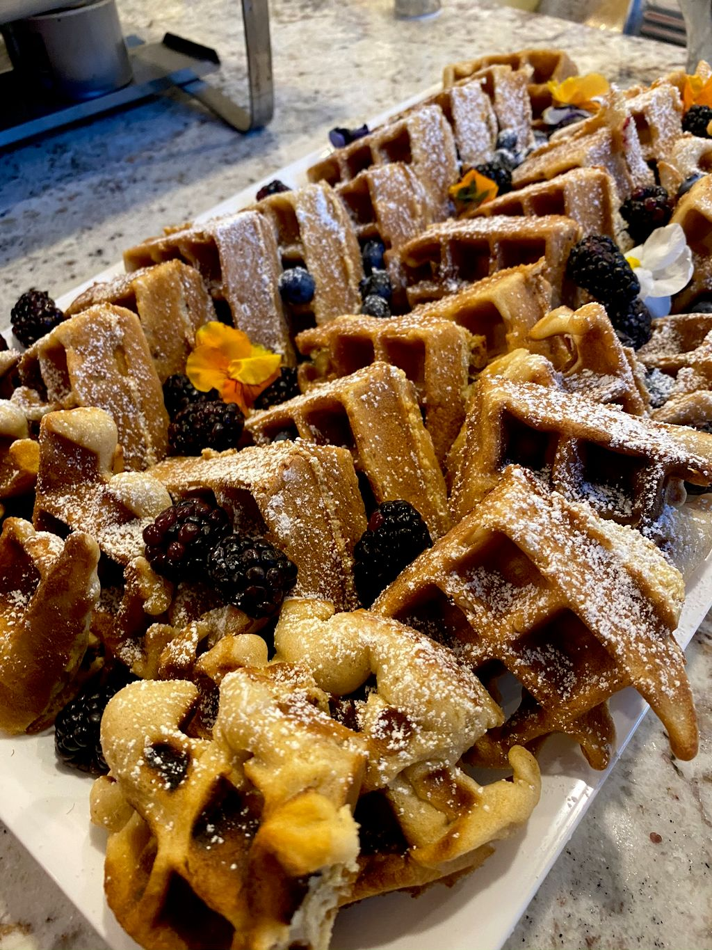 Brunch 38pp drop off and 55pp onsite