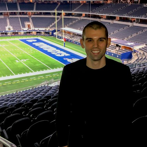 Private event at AT&T Stadium for Toyota