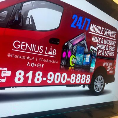 Avatar for Genius Lab LA Van Nuys, CA Thumbtack