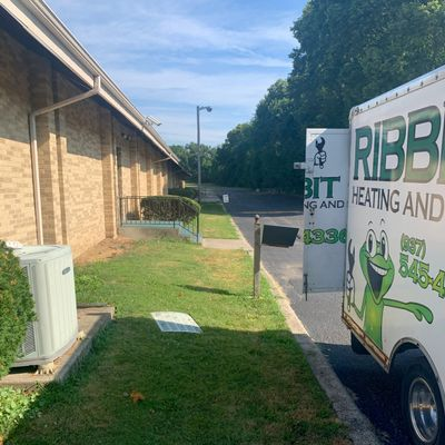 Avatar for Ribbit Heating and Air Conditioning LLC Englewood, OH Thumbtack