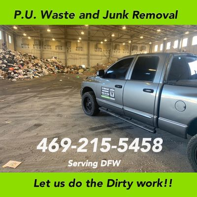 Avatar for P.U. Waste and Junk Removal Plano, TX Thumbtack