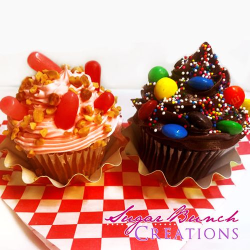 Cupcake Decoration Bar