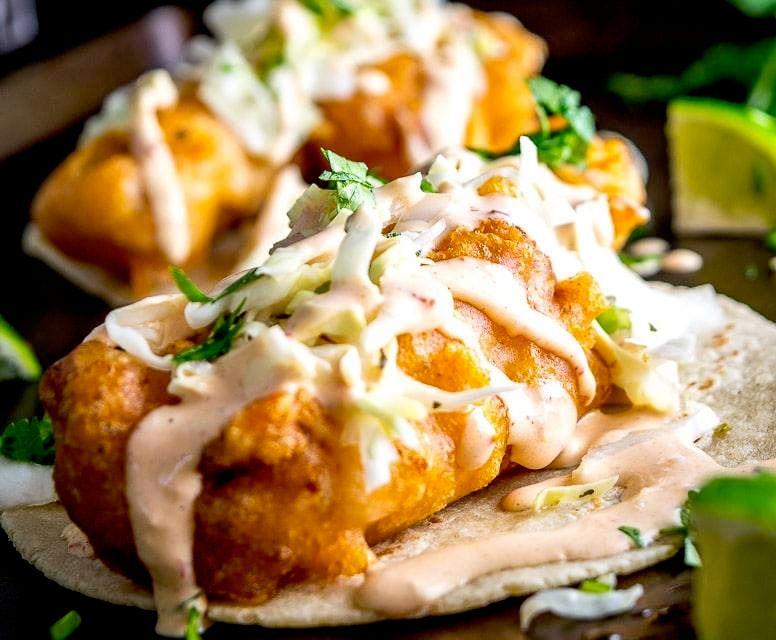 Fish Tacos & Birria Catering