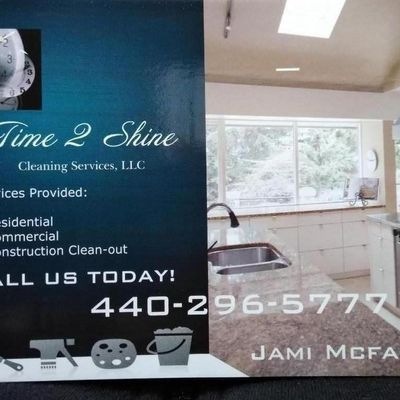 Avatar for Time 2 Shine Cleaning Services Sheffield Lake, OH Thumbtack