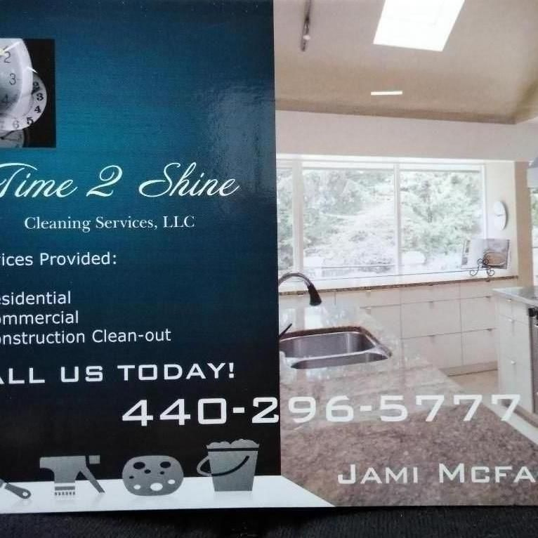 Time 2 Shine Cleaning Services