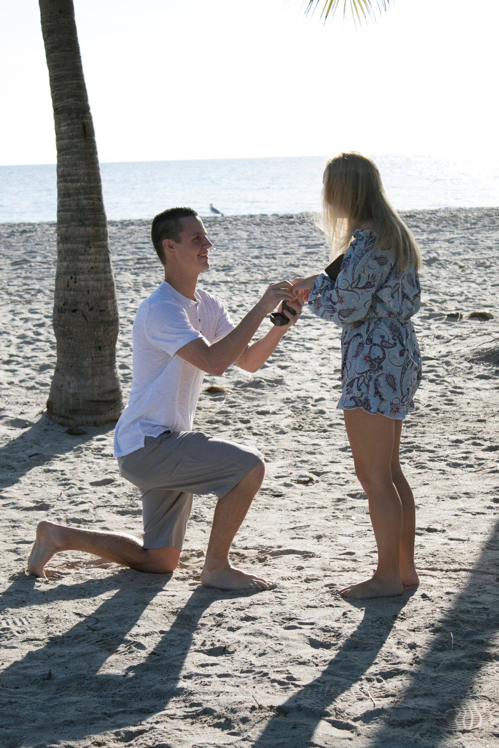 Engagement Photography - Key Biscayne 2020