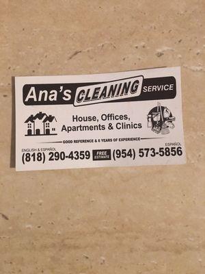 Avatar for Anas clean services Lake Worth, FL Thumbtack