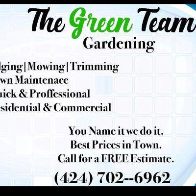 Avatar for Green lawns Wilmington, CA Thumbtack