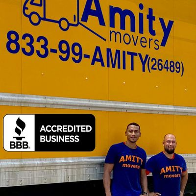 Avatar for Amity Movers Houston, TX Thumbtack