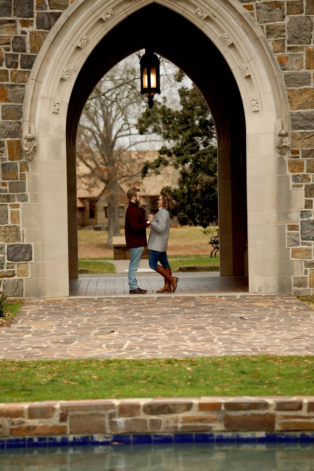 Surprise Engagement at Berry College