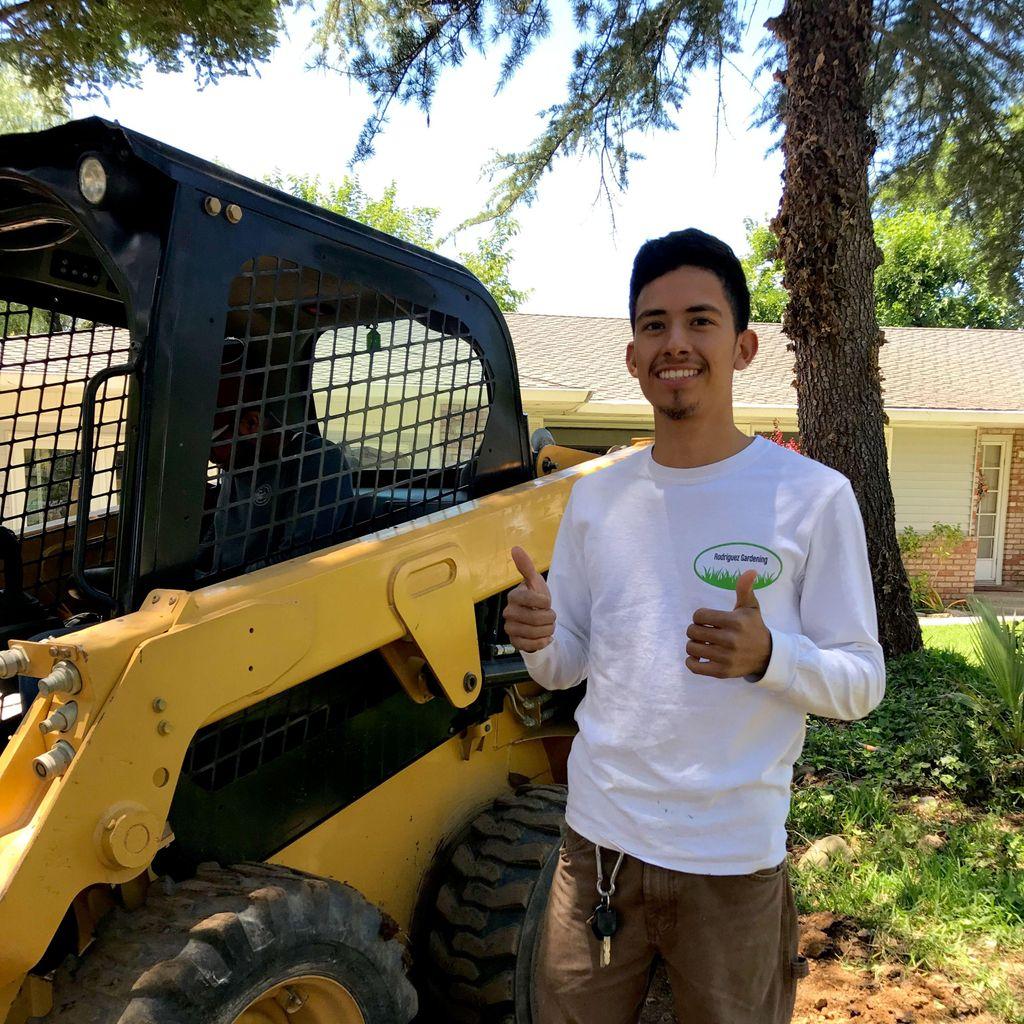 R&R bobcat services&landscaping