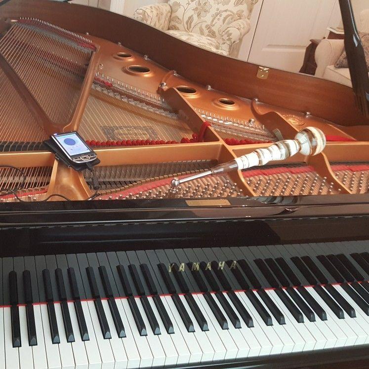Tom's Piano Tuning and Repair